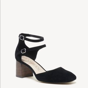 Sole Society Selby Double Strap Heels, 5.5